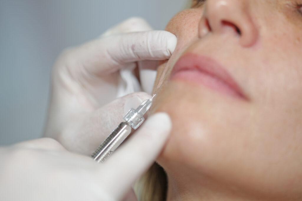 injectables behandeling bij Estetisch Centrum Jan van goyen
