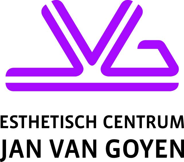 Logo estetisch centrt